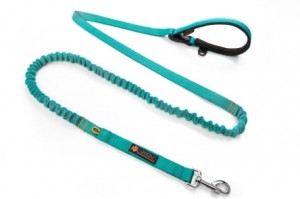 Smycz do biegania z psem JoQu Two Runners Leash