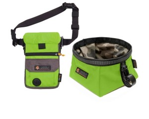 Zestaw Snack Bag & Walk Bowl